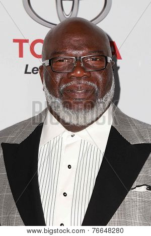 LOS ANGELES - NOV 19:  T. D. Jakes at the Ebony Power 100 Gala at the Avalon on November 19, 2014 in Los Angeles, CA