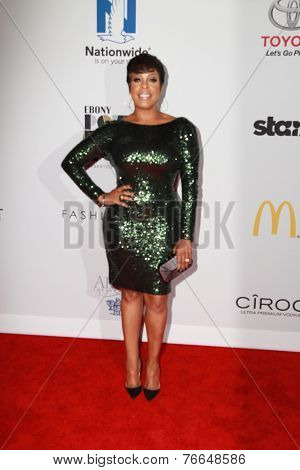 LOS ANGELES - NOV 19:  Niecy Nash at the Ebony Power 100 Gala at the Avalon on November 19, 2014 in Los Angeles, CA