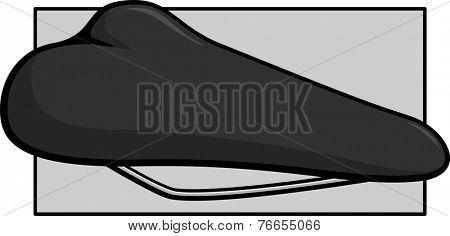 bicycle saddle seat