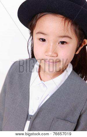 Japanese kindergartener