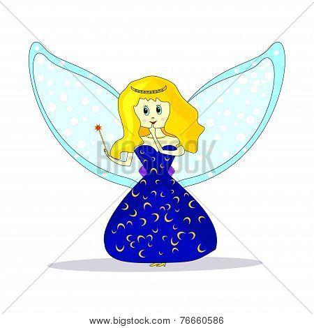 Illustration Of Fairy
