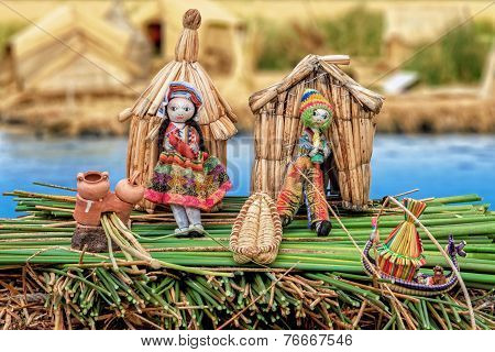 Uru Puppets Dollhouse