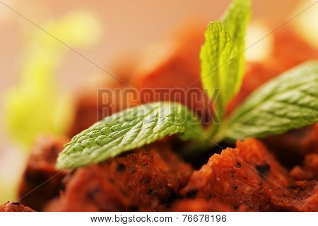 Turkish meatball, raw meat - 2