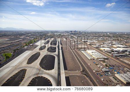 Runway Skyline