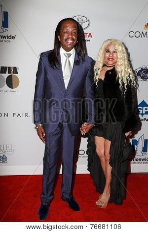 LOS ANGELES - NOV 19:  Verdine White at the Ebony Power 100 Gala at the Avalon on November 19, 2014 in Los Angeles, CA