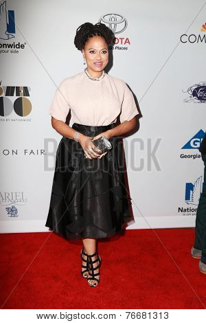 LOS ANGELES - NOV 19:  Ava DuVernay at the Ebony Power 100 Gala at the Avalon on November 19, 2014 in Los Angeles, CA