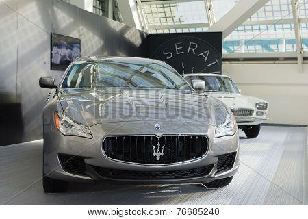 Maserati Quattroporte Cars