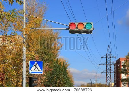 Error Of Traffic Light