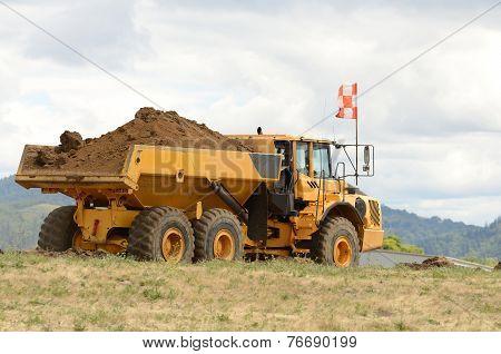 Dump Tractor