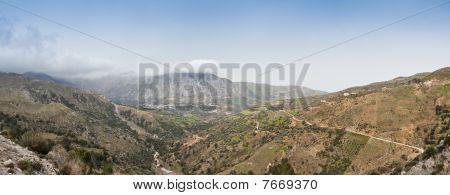 Asi Gonia Mountains