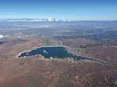 picture of drought  - An aerial shot from 10 - JPG