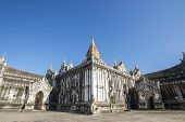 foto of south east asia  - temples in Bagan - JPG