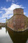 stock photo of hamlet  - Hamlets Castle or Kronborg Castle Helsingor Denmark - JPG