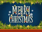 image of merry  - Merry Christmas Frame - JPG