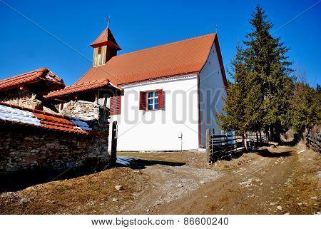 Gyimesi Valley Church