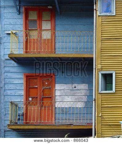 La Boca Doors