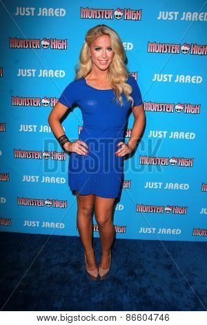 LOS ANGELES - MAR 26:  Gigi Lazzarato at the Just Jared's Throwback Thursday Party at the Moonlight Rollerway on March 26, 2015 in Glendale, CA