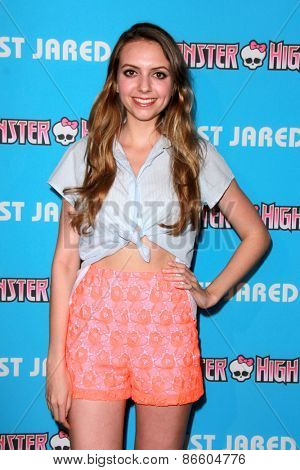 LOS ANGELES - MAR 26:  Olivia Summerlin at the Just Jared's Throwback Thursday Party at the Moonlight Rollerway on March 26, 2015 in Glendale, CA