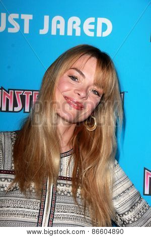 LOS ANGELES - MAR 26:  Jaime King at the Just Jared's Throwback Thursday Party at the Moonlight Rollerway on March 26, 2015 in Glendale, CA