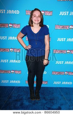 LOS ANGELES - MAR 26:  Mandalynn Carlson at the Just Jared's Throwback Thursday Party at the Moonlight Rollerway on March 26, 2015 in Glendale, CA