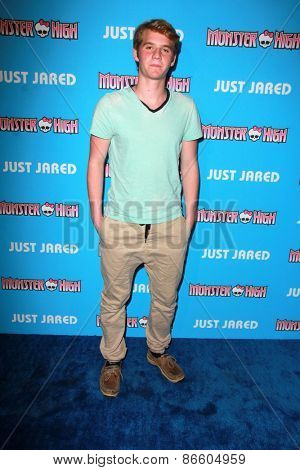 LOS ANGELES - MAR 26:  Dalton Gray at the Just Jared's Throwback Thursday Party at the Moonlight Rollerway on March 26, 2015 in Glendale, CA