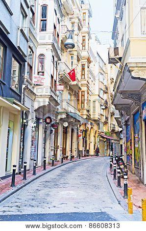 The Winding Street