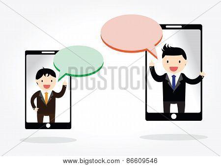 Businessman Concept.