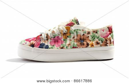 Colorful Spring Shoe