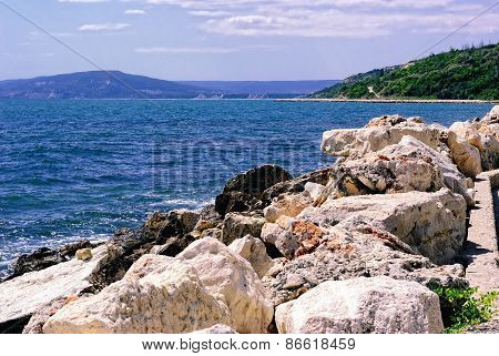 Bulgarian Seacoast in the Area of Albena and Balchik