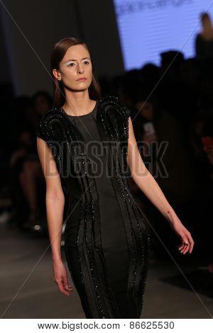 Mercedes-benz Fashion Week Istanbul 2015