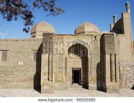 Old Bukhara, Uzbekistan.