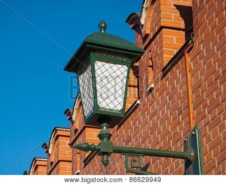 Moscow lantern