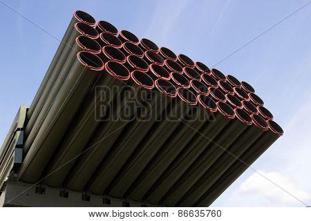Grad Rocket Launcher