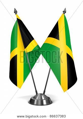 Jamaica - Miniature Flags.