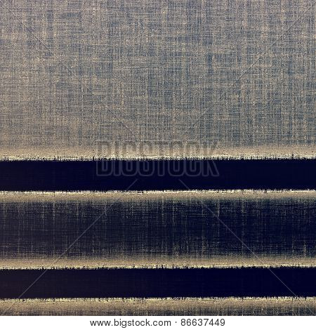Rough vintage texture. With different color patterns: yellow (beige); gray; blue