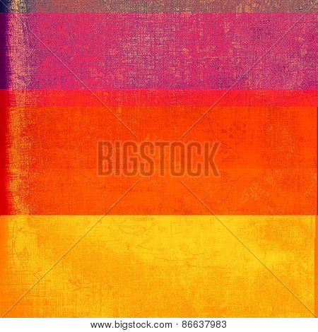 Computer designed highly detailed vintage texture or background. With different color patterns: brown; purple (violet); red (orange)