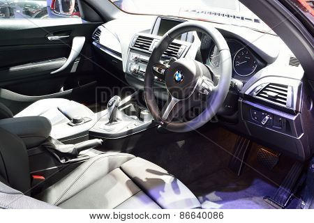 Bangkok - March 26 : Passender Room Design Of Bmw 220I Sport Coupe Car On Display At 36Th Bangkok In