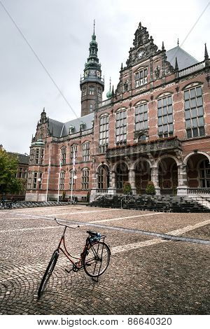 University Of Groningen Holland