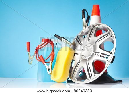 alloy wheel and car accessories
