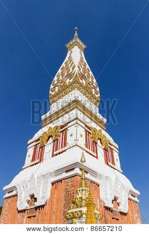White Buddhist Pagoda