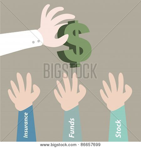Hand Pick Dollar Currency For Investment