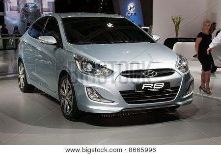 Hyundai RB concept car
