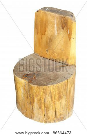 Vintage Handmade Chair