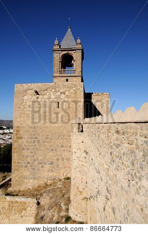 Castle keep, Antequera.