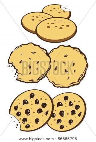 Cookies biscuits
