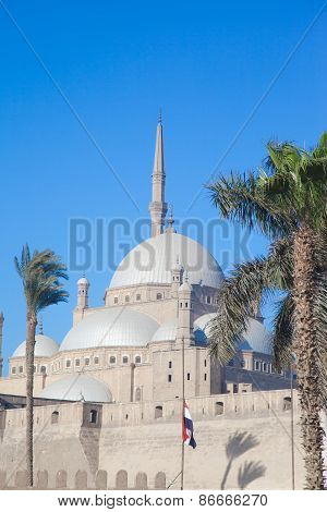 Mosque Of Muhammad Ali Pasha Or Alabaster Mosque