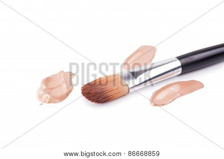Close-up Of Makeup Concealer Pencil