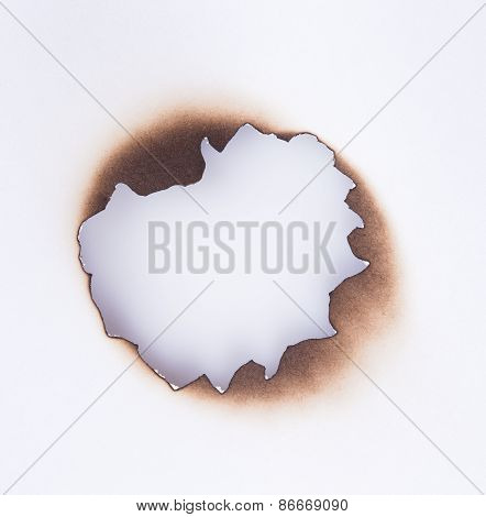Burnt Hole