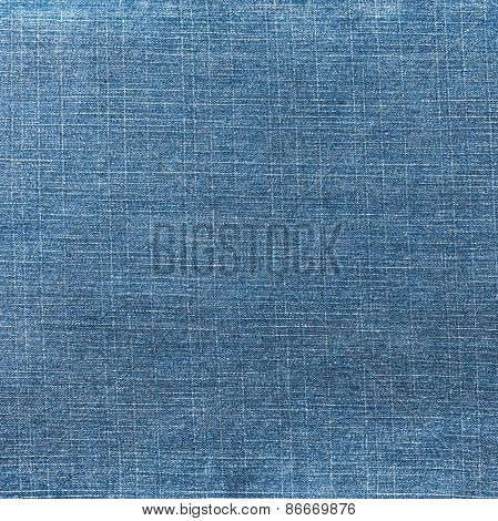 Jeans Denim Blue Texture Or Background