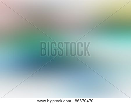 Colorful Abstract Background With Gradient Blur